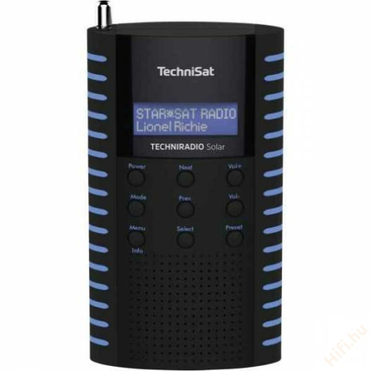 Technisat TECHNIRADIO SOLAR BLUE
