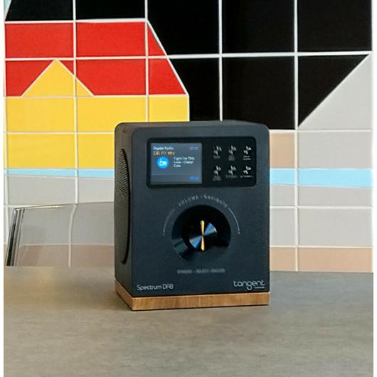 Tangent Spectrum DAB+/FM/BT rádió és Bluetooth hangszóró