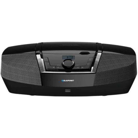 Blaupunkt BB12BK portable stereo system 4 W Black