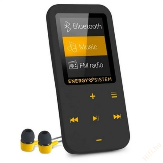 ENERGY MP4 TOUCH BLUETOOTH AMBER [16GB]