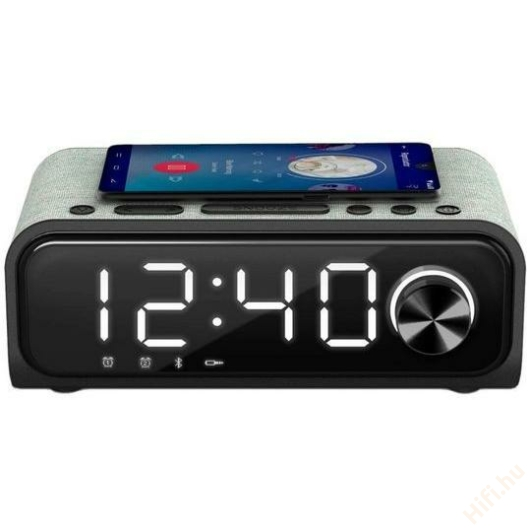 ENERGY Clock Speaker 4 Wireless Charge