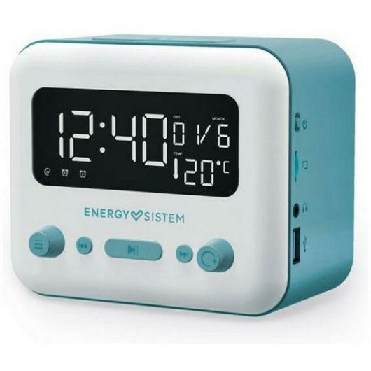 ENERGY  Clock Speaker 2 Bluetooth Sky
