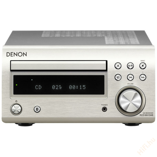 Denon RCD-M41 DAB+ PREMIUM SILVER