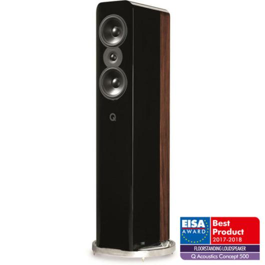 Q Acoustics CONCEPT 500 BLACK
