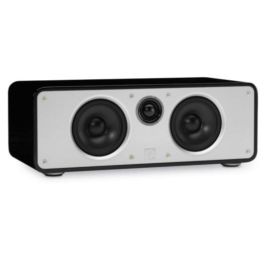 Q Acoustics CONCEPT CENTER BLACK