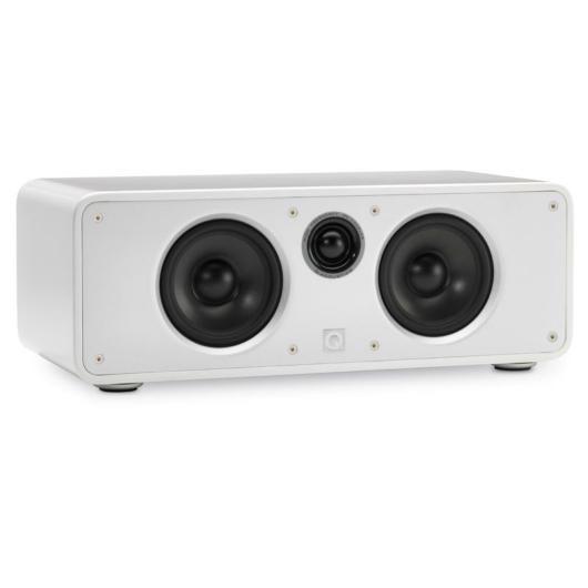 Q Acoustics CONCEPT CENTER WHITE