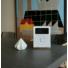 Kép 3/4 - Tangent Spectrum DAB+/FM/BT rádió és Bluetooth hangszóró fehér